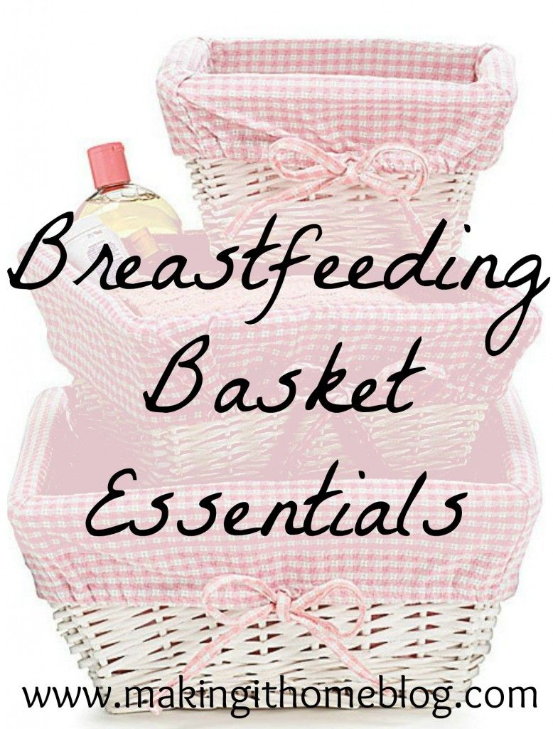 A breastfeeding basket is the best babyshower gift for expecting a breastfeeding basket is the best gift for expecting mamas this post has some great ideas on what to include in a breastfeeding basket for moms who want negle Images
