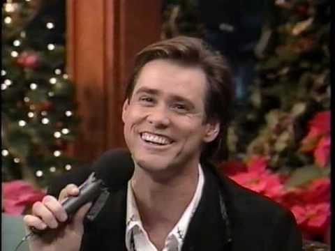 jim carrey sings white christmas funny youtube - Who Sang White Christmas