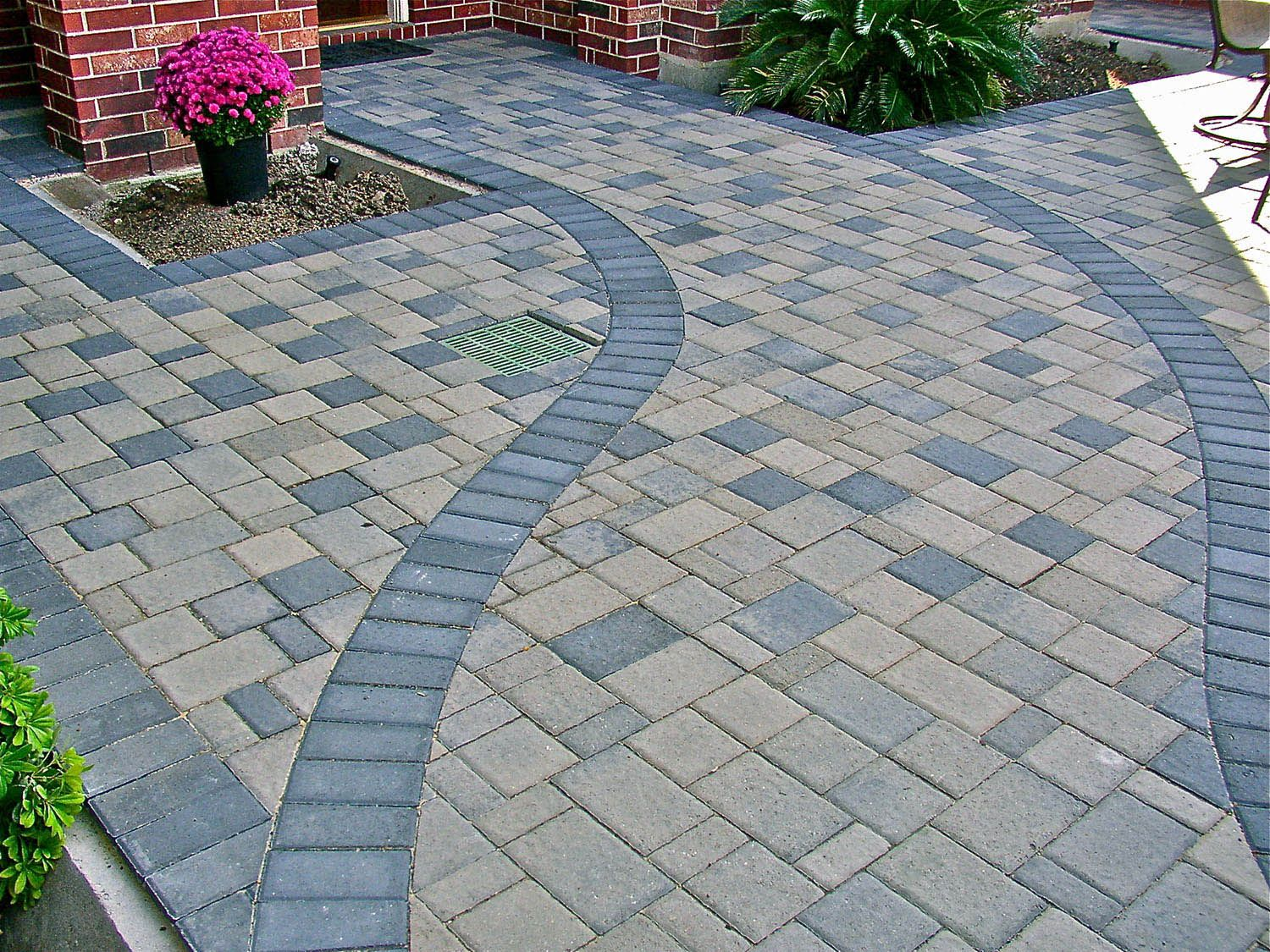Hardscapes Do S And Don Ts Pavers Vs Stamp Concrete