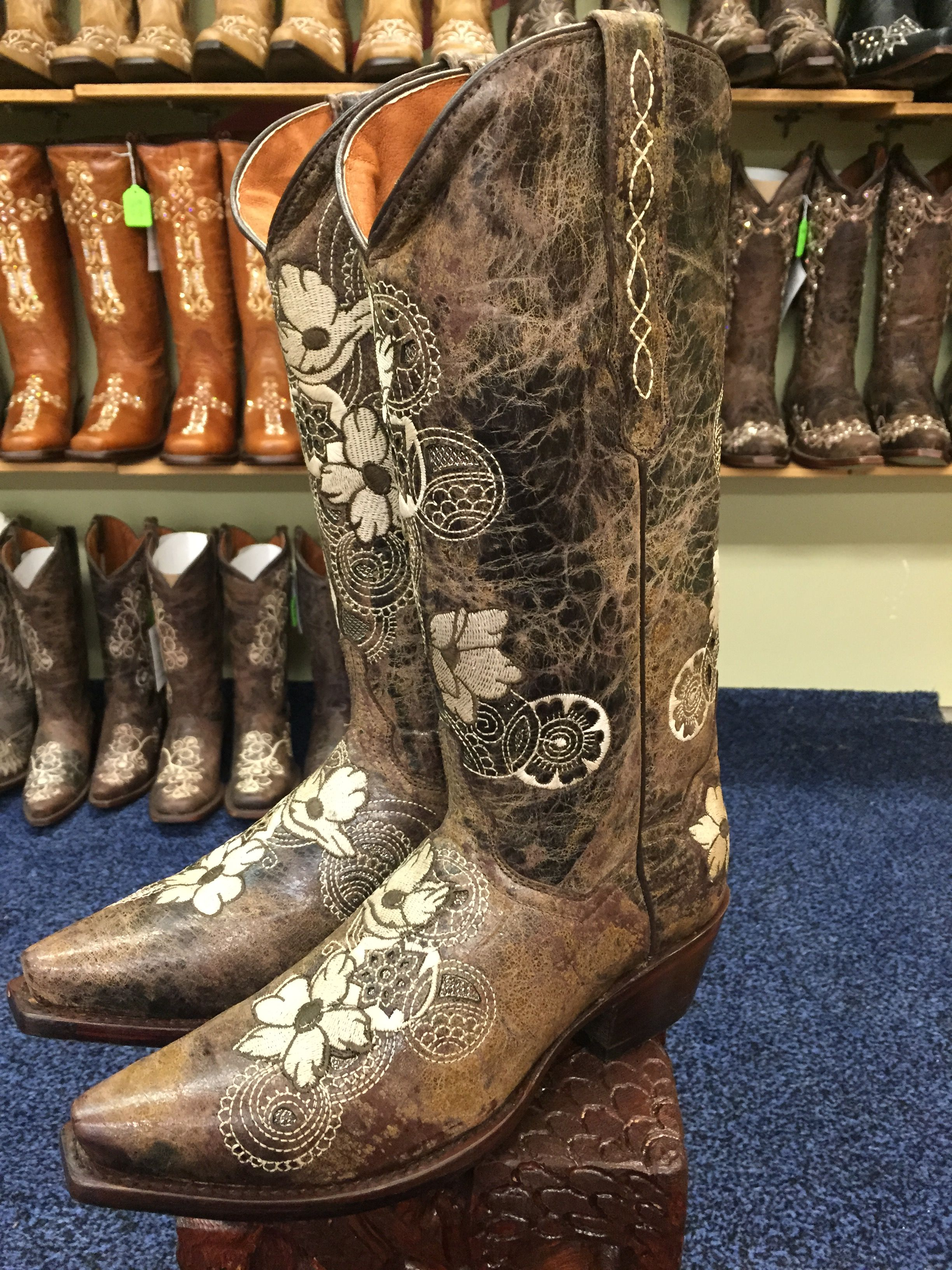 13517072f90 Women's Western Boots by Golden Guns 100% Leather Made in Mexico ...