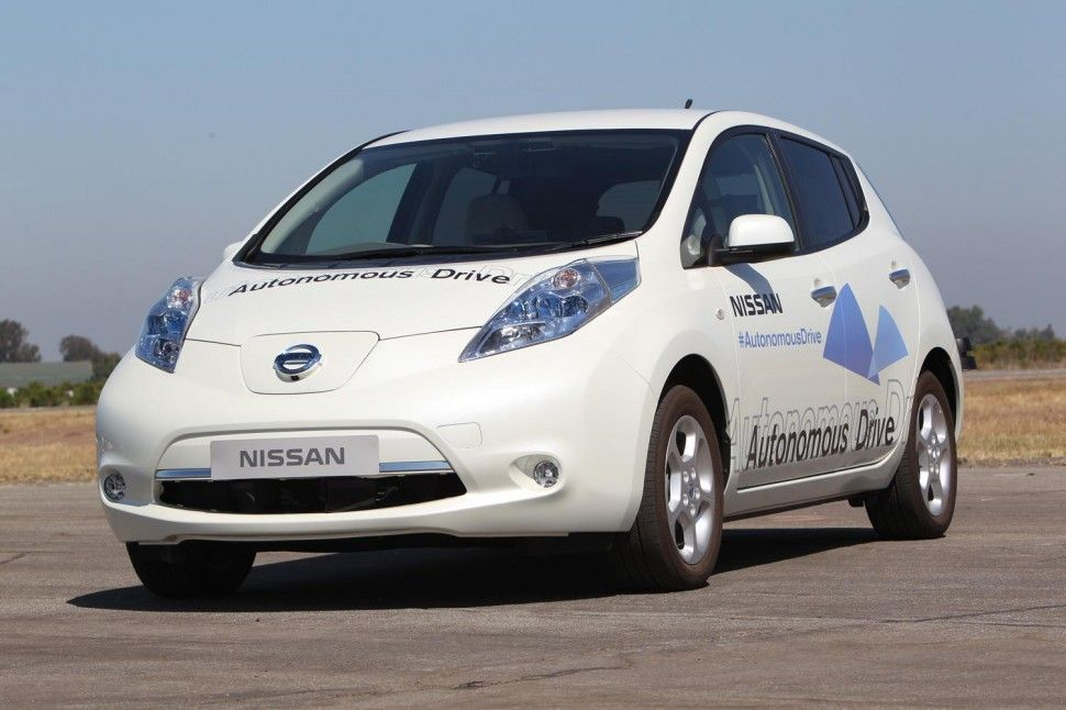 Nissan Pledges Autonomous Drive Technology Will Be Ready By 2020 Nissan Self Driving Most Expensive Sports Car