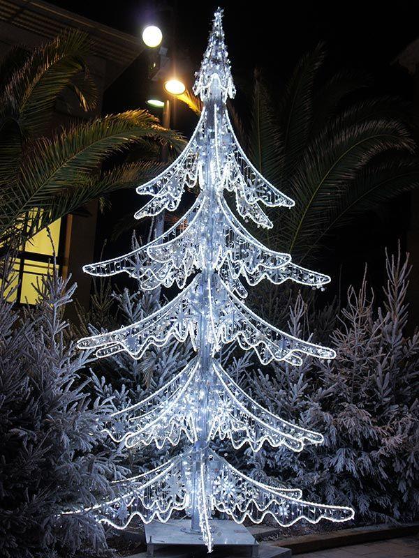 City Lights Blachere Illumination Christmas decor Pinterest