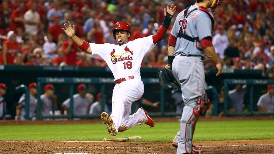 Cardinals have been keeping their cool all season long in