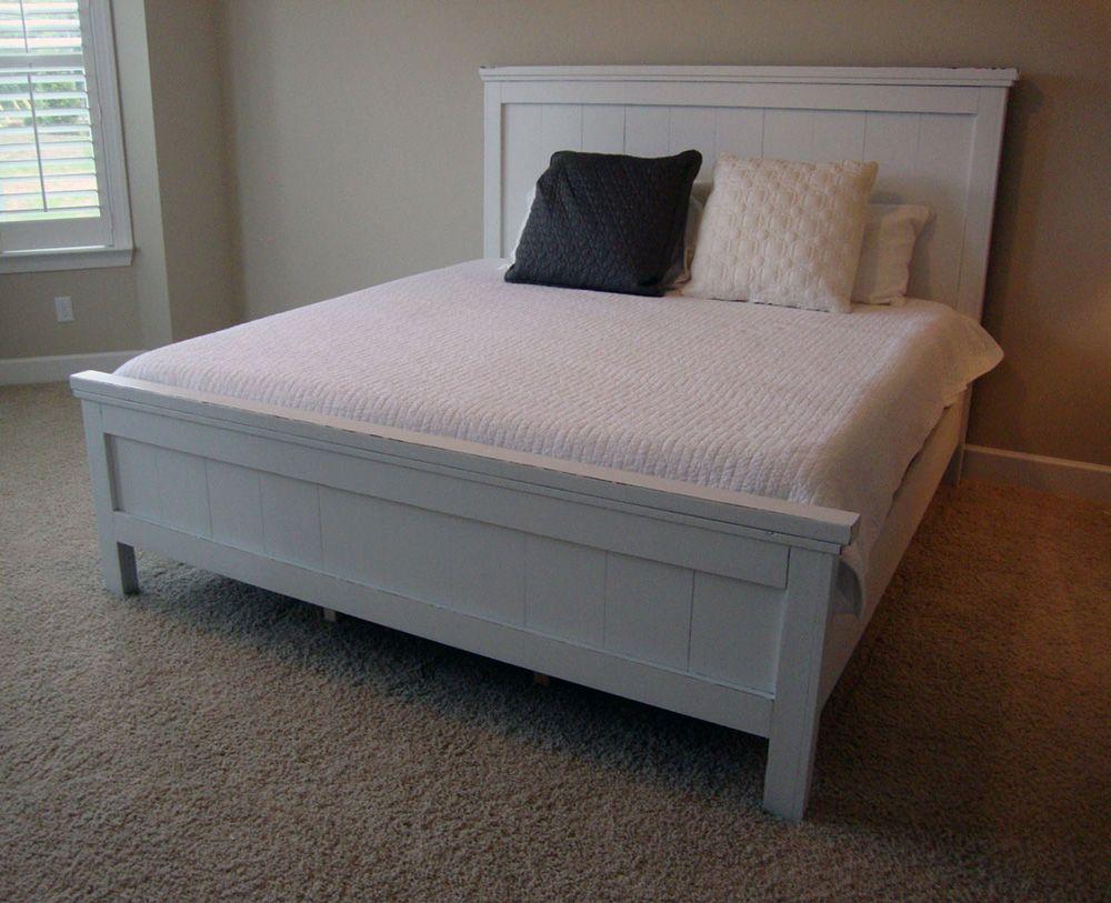 Castleberry Cottage Coastal Style Bed | Unique bedroom ...
