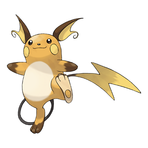 This Pokemon Exudes A Weak Electrical Charge From All Over Its