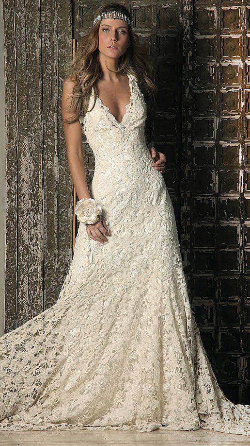 Macarena Cortes | COLECCIÓN 2012 | Wedding ideas | Pinterest ...