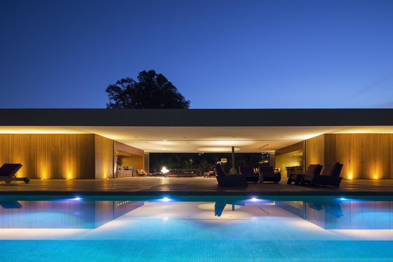 Casa lee swimming poolshouse