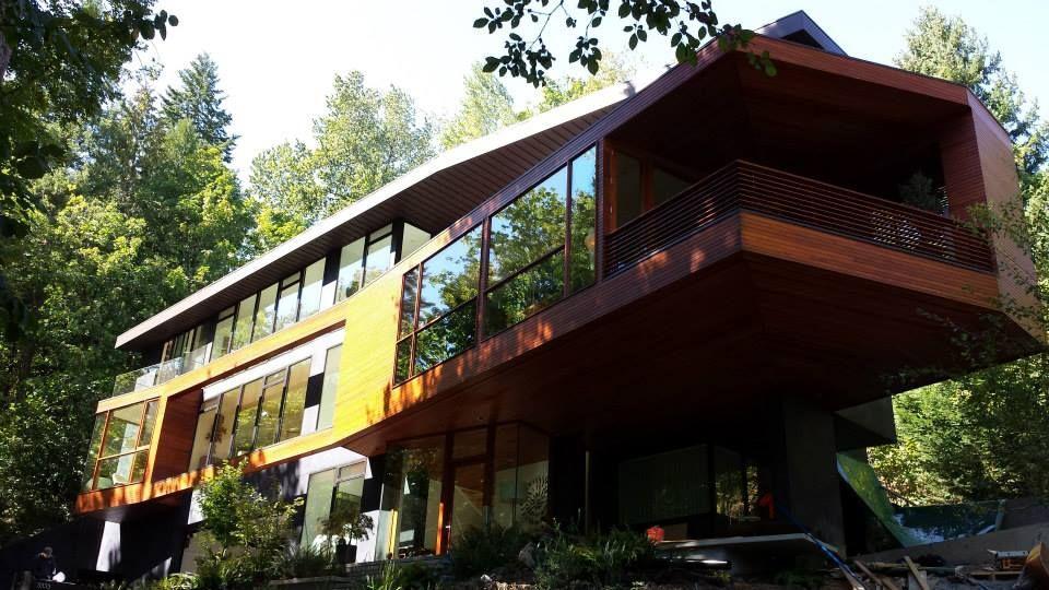 The Cullen House - a.k.a. Hoke House, Portland, OR