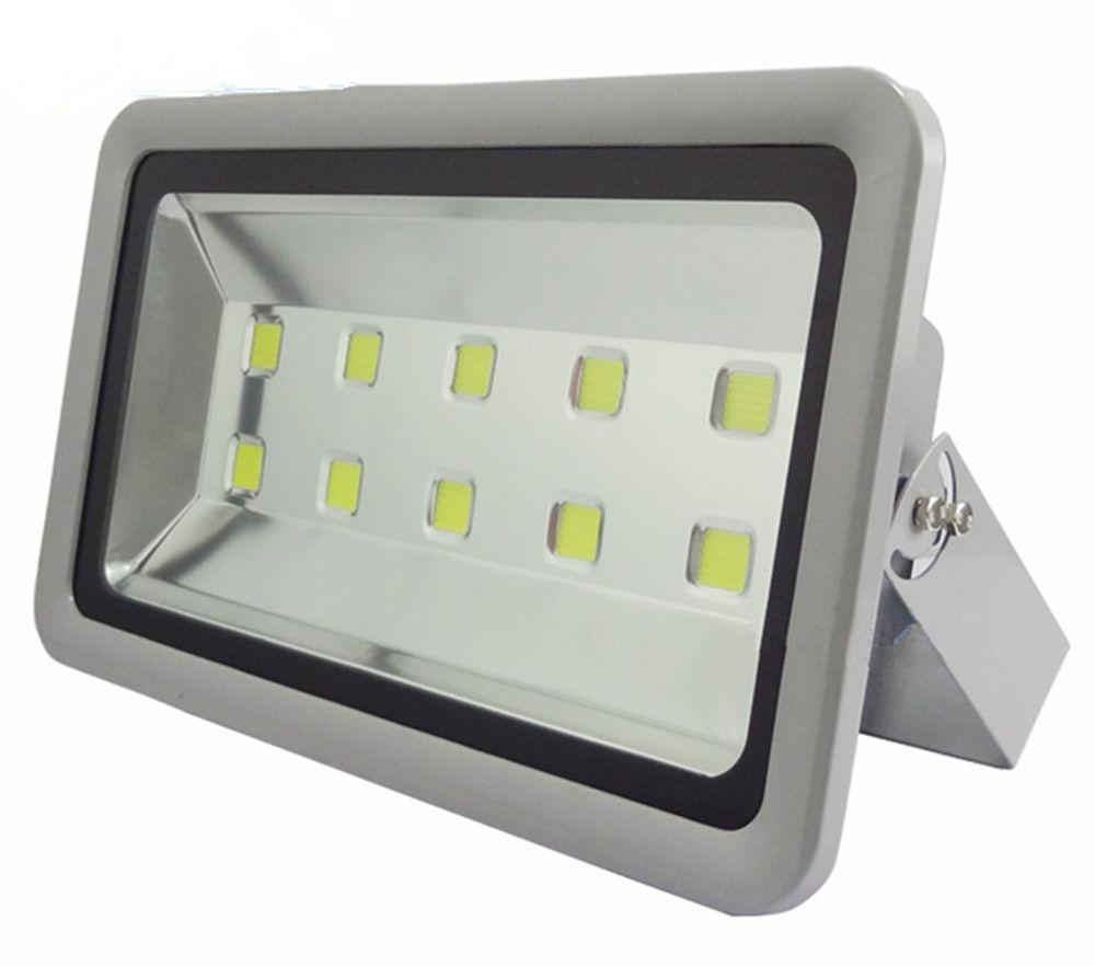 4pcs Wholesale 500w Led Floodlight Warm White Cold White Led Outdoor Lighting Refletor Spotlight Led Outdoor Lighting Outdoor Wall Lamps Energy Saving Lighting