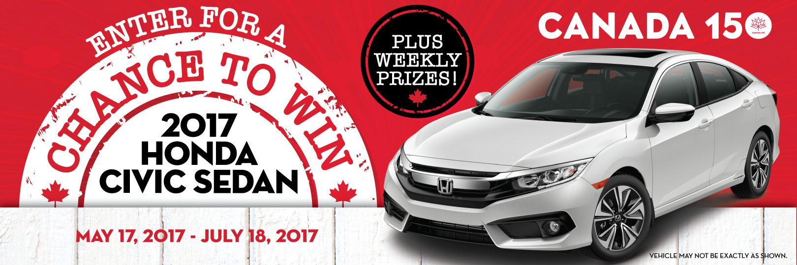 Win A Honda Civic 2017 From The Gianttiger Contest