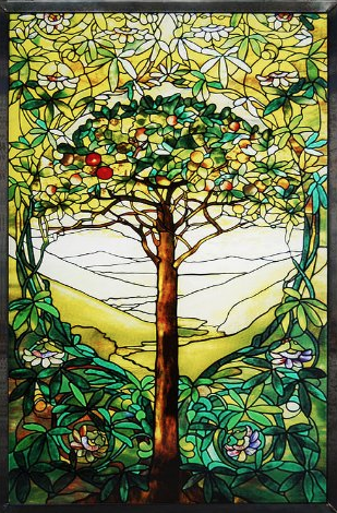 Art Nouveau Stained Glass for Today