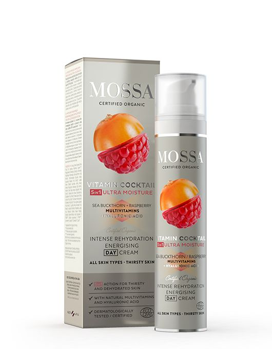 Mossa | Intense Rehydration Energising Day Cream