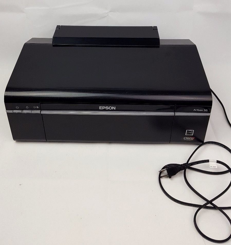 USB interface inkjet printer