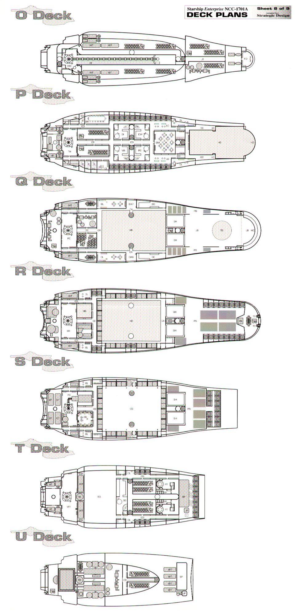 Uss enterprise ncc 1701 d galaxy class saucer separation r flickr - U S S Enterprise Ncc 1701 A Decks O U
