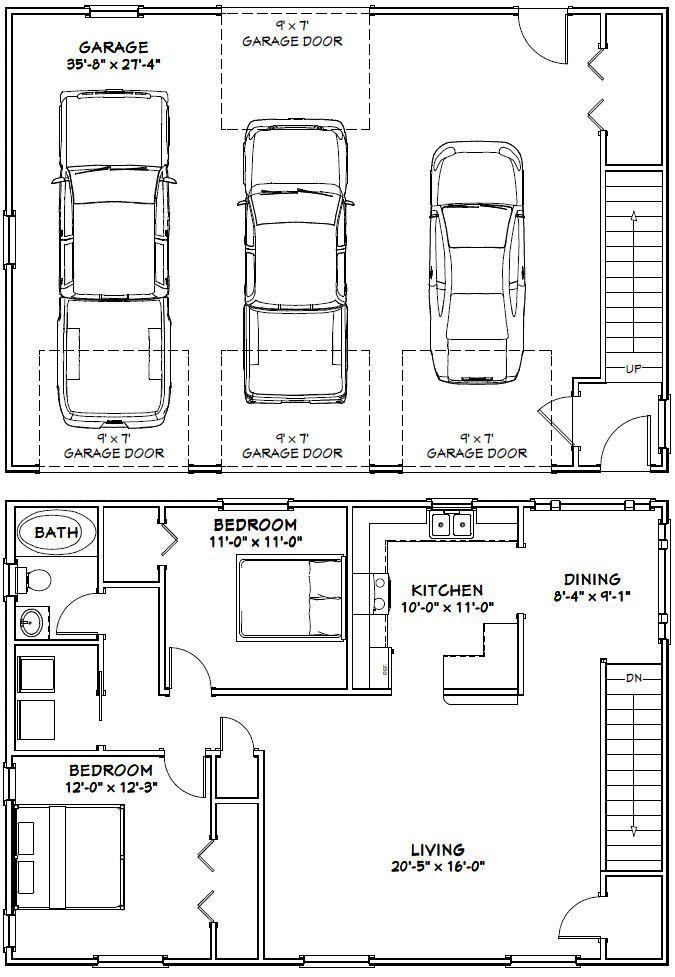 Pdf House Plans Garage Plans Shed Plans Garage Floor Plans