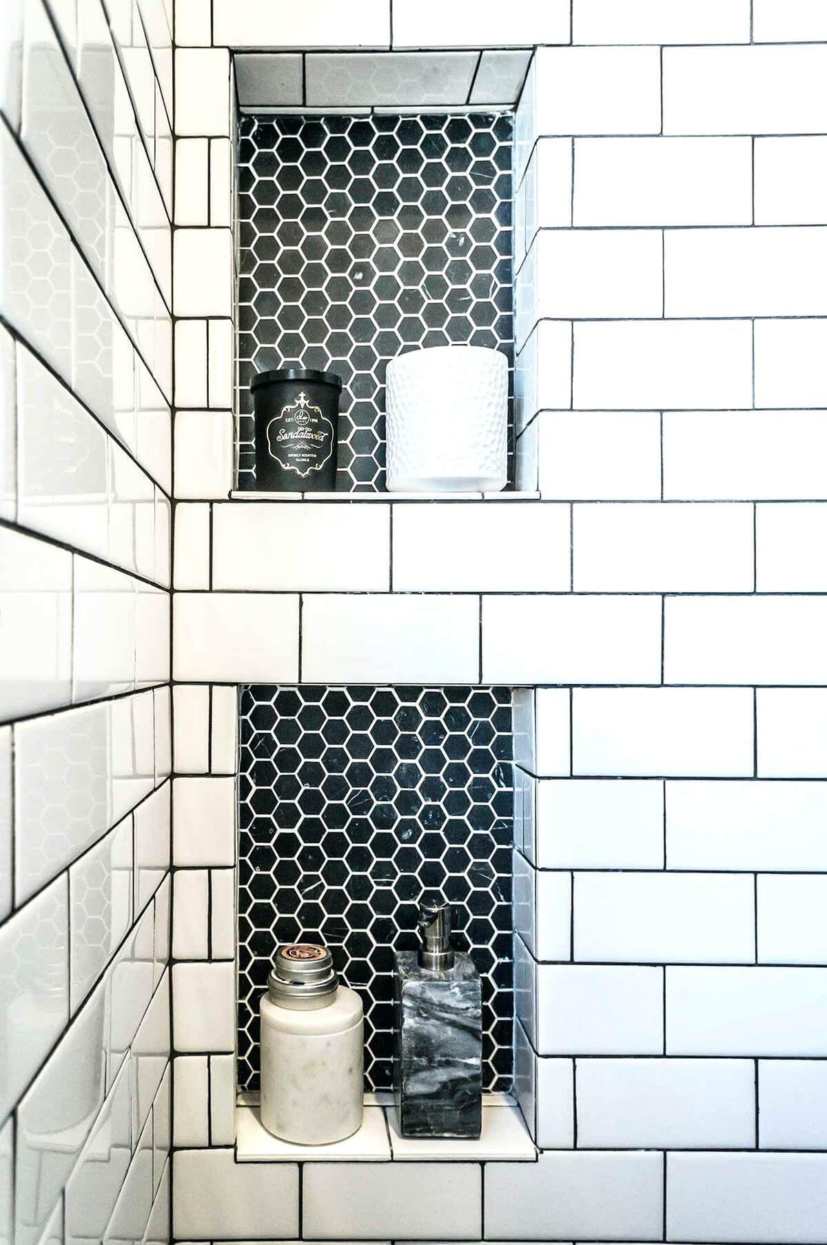 25 Brilliant Built-in Badezimmer Regal und Storage-Ideen zu halten Sie mit Stil organisiert #neuesdekor