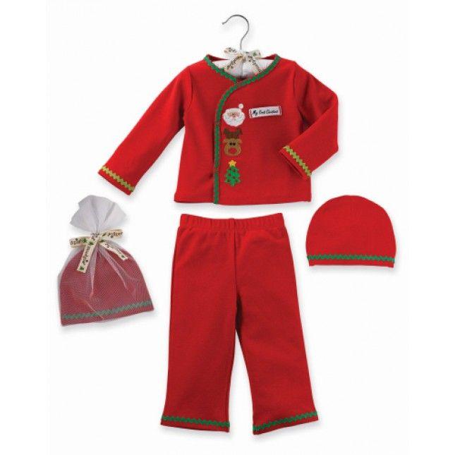 Christmas Take Me Home Set by Mud Pie Baby boys Pinterest