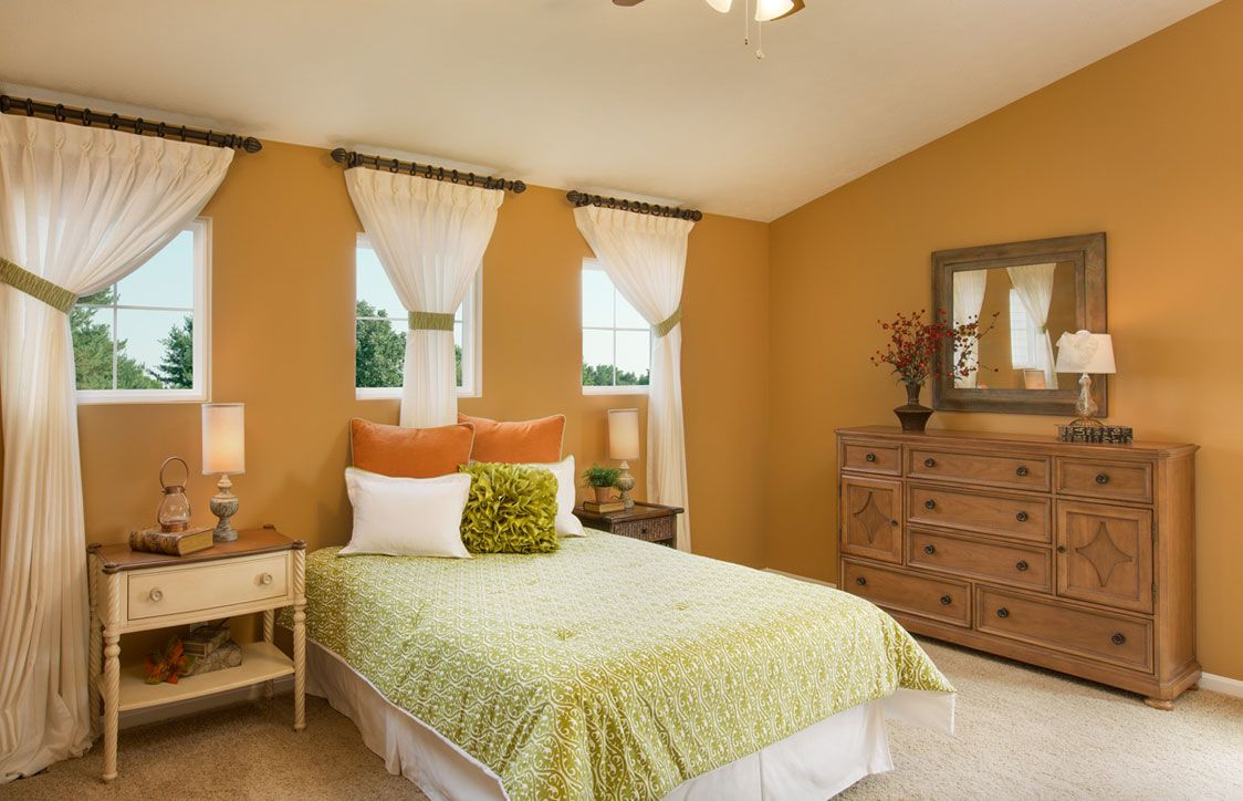 Master bedroom vs owners suite  Opt Cathedral Ceiling Soars Above the Spacious Ownerus Suite