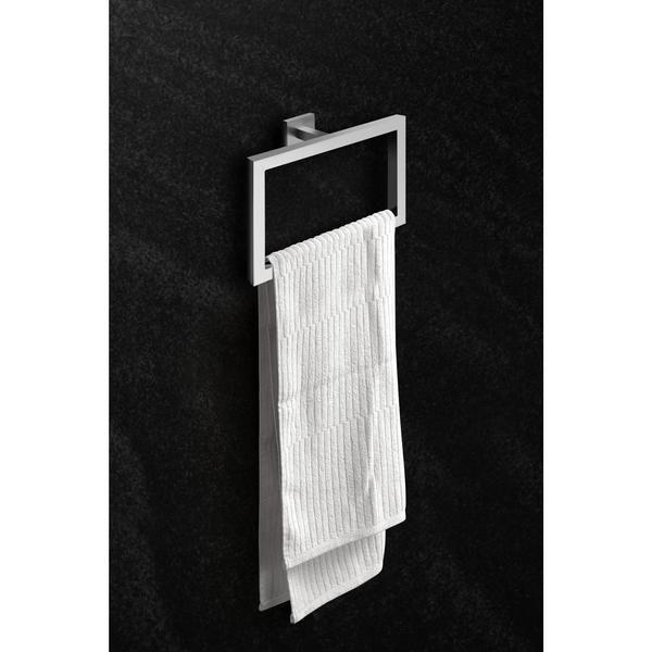 Handtuchhalter aus Edelstahl