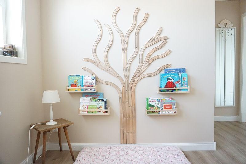 Warum sollte man Kleinkindern vorlesen? Kinderzimmer