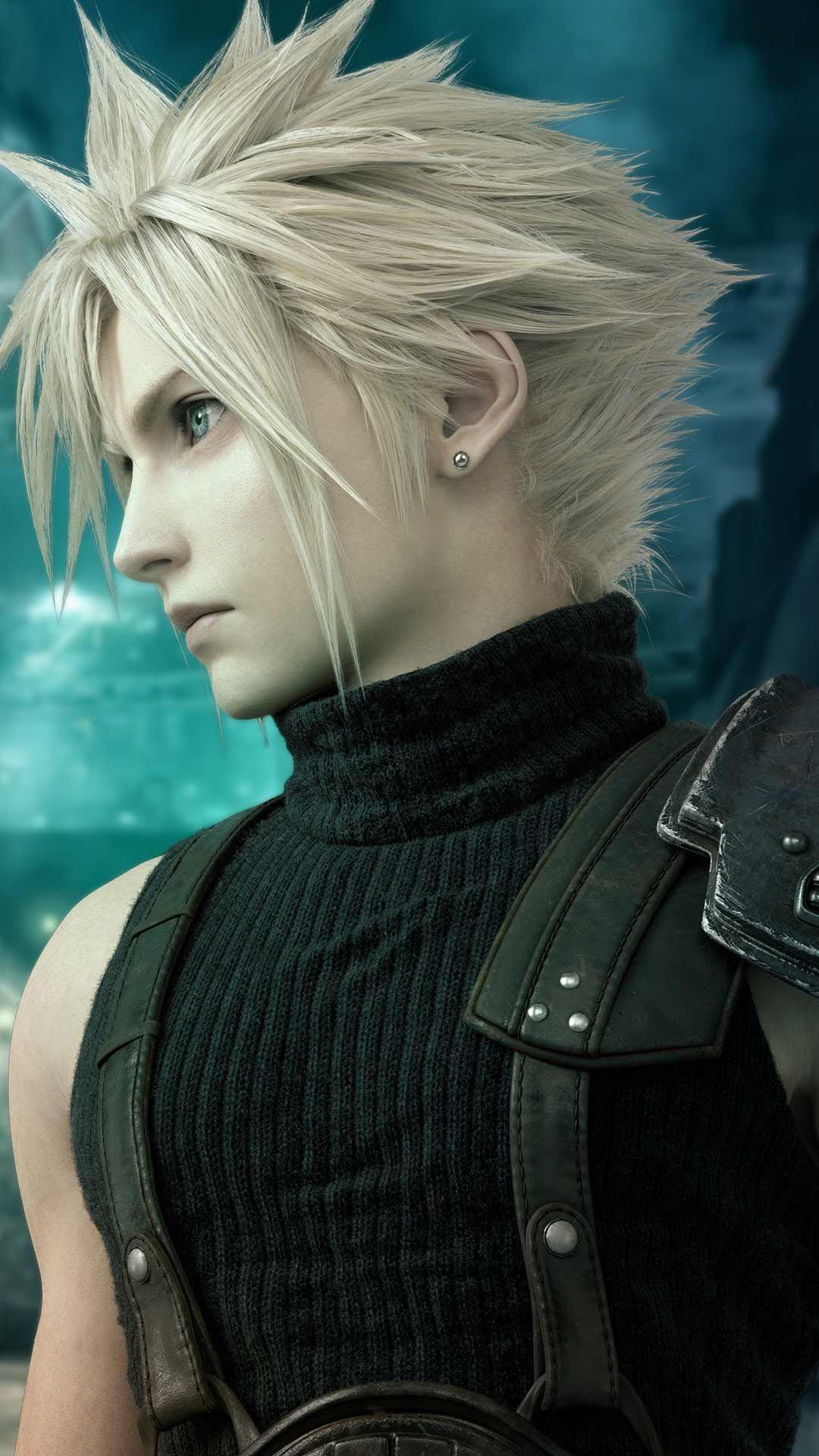 Get Some Final Fantasy 7 Remake Wallpaper Hd Images Of Character Tifa Lockhart And Cloud Strife Also Aerith Sephiroth J V 2020 G Klaud Strajf Poslednyaya Fantaziya Kosplej