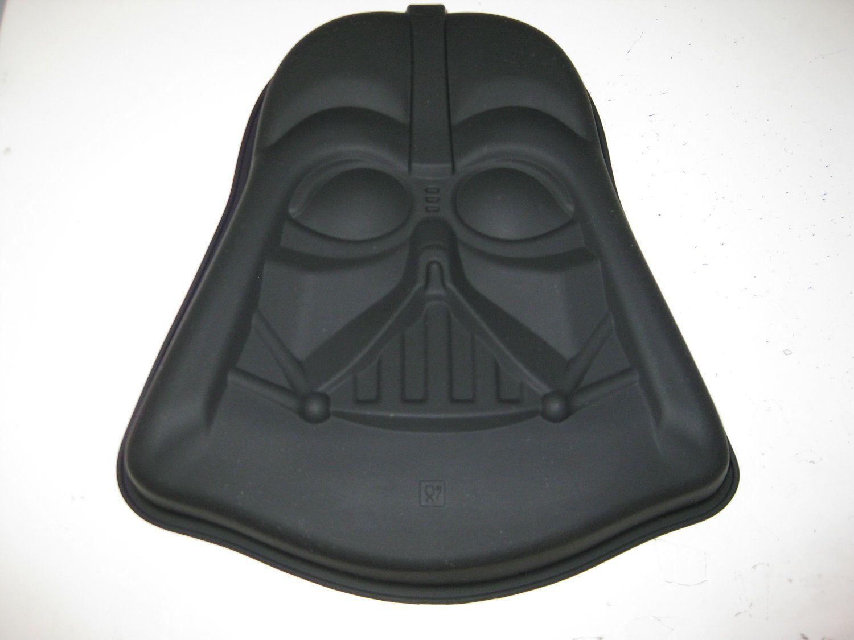 New star wars darth vader helmet cake pan mold birthday
