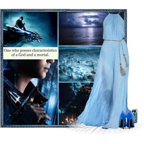 """""""Percy Jackson,the Son of Poseiden"""" by murder-san on Polyvore"""
