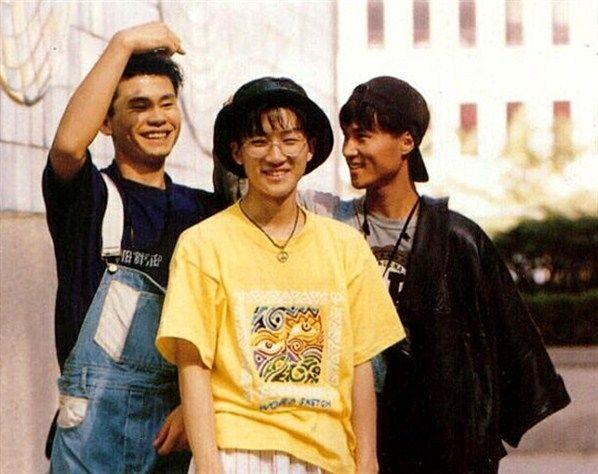 K-Pop Classics: Hallyu Forefathers Seo Taiji And Boys Bring Hip-Hop To  Korea On The 1992 Track 'Nan Arayo' [V… | South korea fashion, Cute asian  guys, 90s boy bands