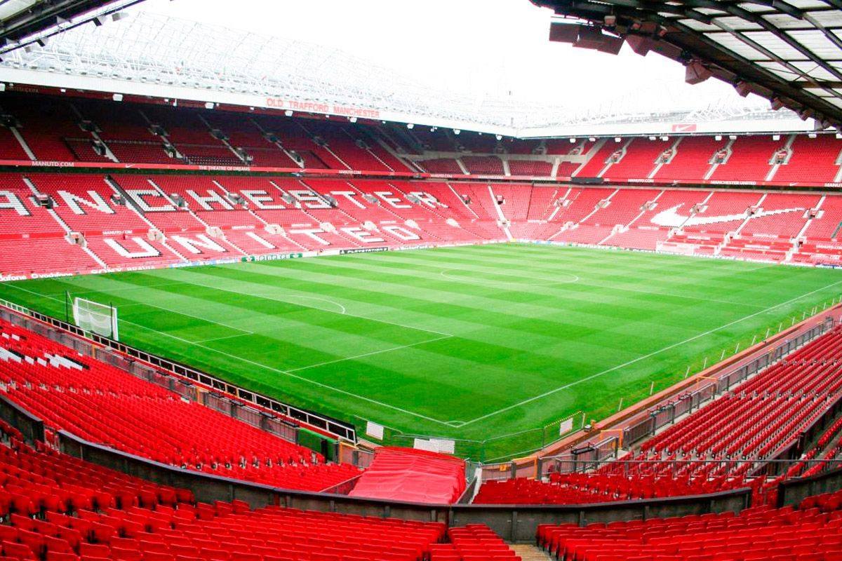 Mufc Stadium Manchester United Football Club Manchester United Old Trafford Manchester United Football