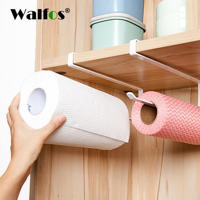 Practical Kitchen Toilet Paper Towel Rack Paper Towel Roll
