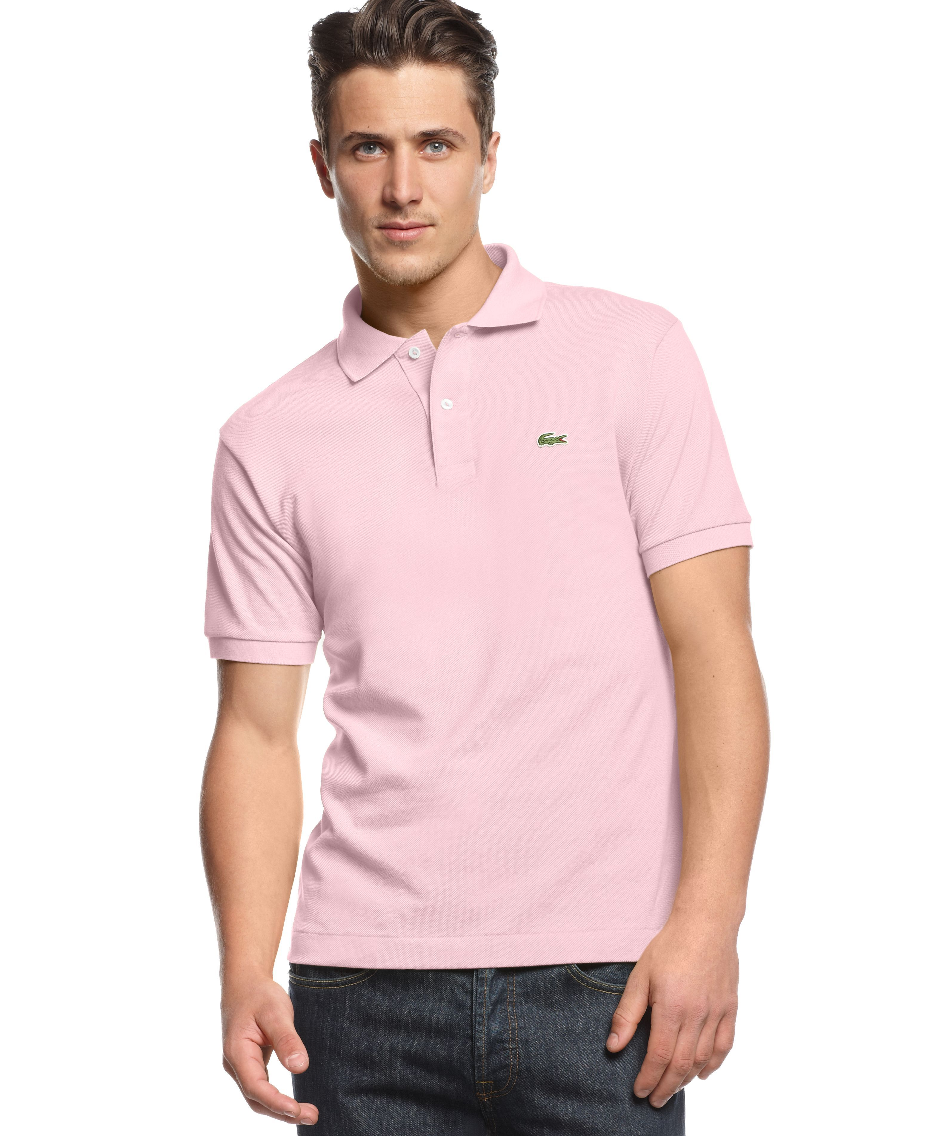 ea6da3ce7 Lacoste Core Polo Shirts
