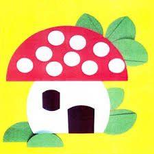 Znalezione Obrazy Dla Zapytania Kwiaty Origami Z Kola Paper Crafts Diy St Patrick S Day Crafts Kindergarten Crafts