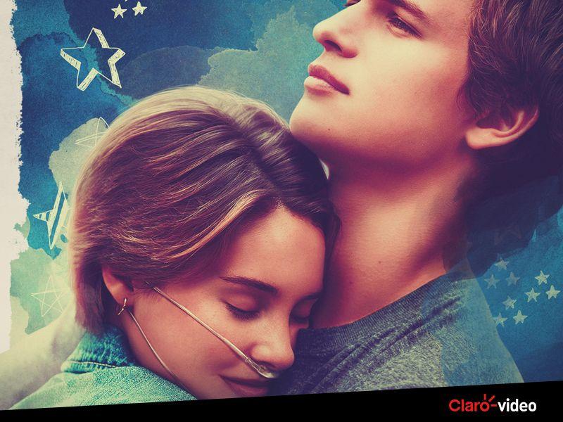"""Os românticos de plantão vão amar a nossa dica: alugue agora """"A culpa é das estrelas"""". Uma história imperdível! <3"""