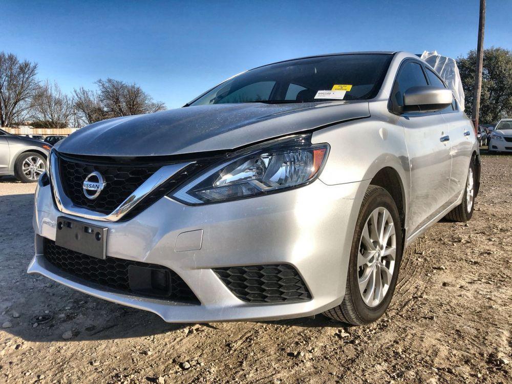 2019 Nissan Sentra 7000 in 2020 Nissan sentra