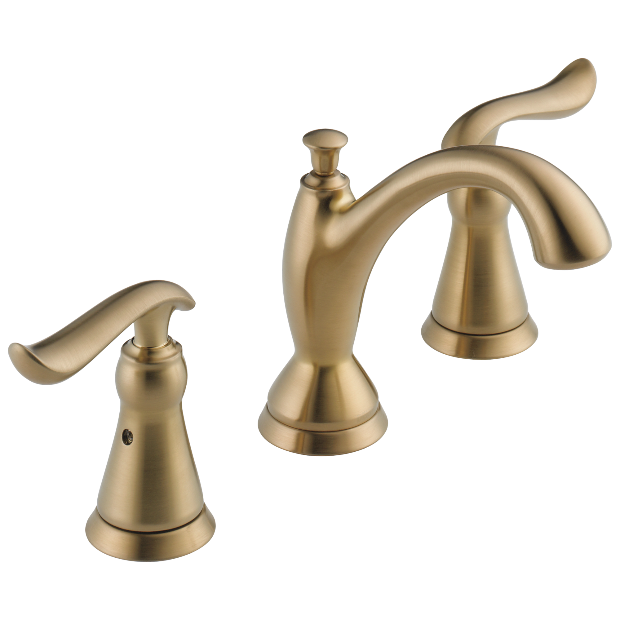 Delta Faucet Windemere B2596lf Pb Two Handle Centerset Bathroom