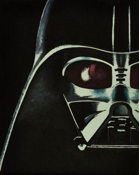 Darth Vader Painting By Golfiscooldeviantart On DeviantArt