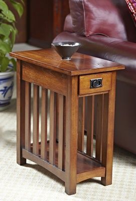 Side Table With Images Mission Furniture Craftsman Style Furniture Craftsman Furniture