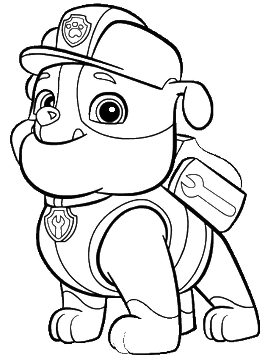 Free Coloring Pages Of Paw Patrol Birthday Paw Patrol Coloring Paw Patrol Coloring Pages Paw Patrol Printables