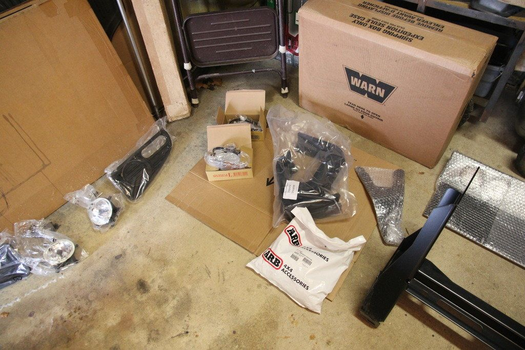AlumEscape Expo Build Truck storage, Dual battery setup