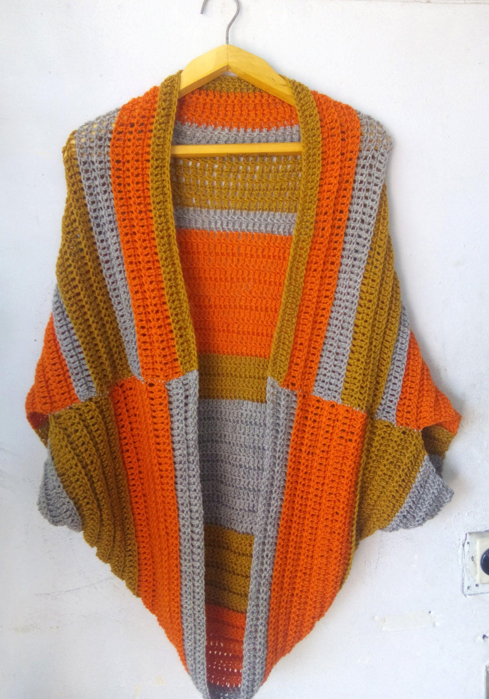 Chaqueta de crochet facil | Tutoriales | Pinterest | Crochet fácil ...