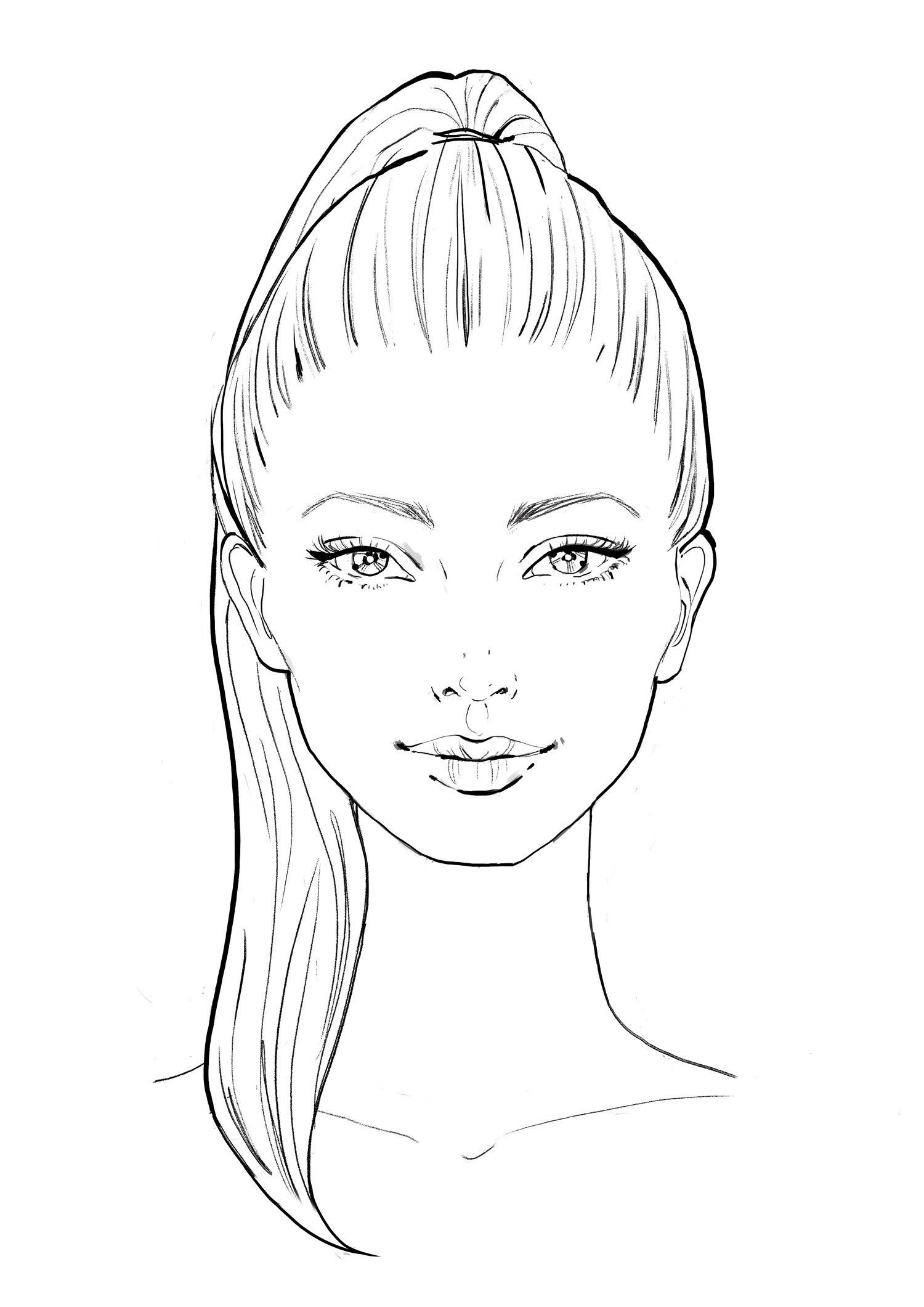 Drawing Hairstyles For Your Characters Fashion