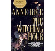 First book I read of Anne Rice.