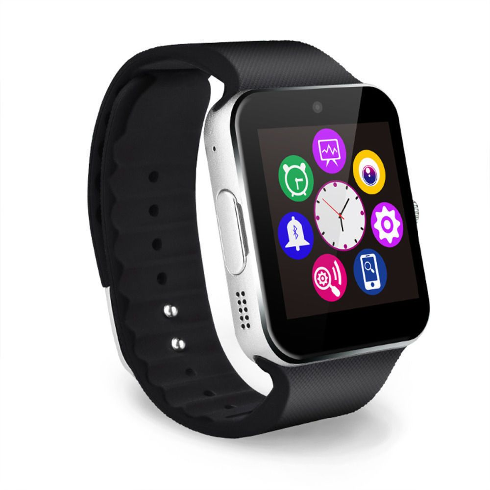 Newest GT08 SIM Card GSM GPRS Smart Bluetooth Watch Mate for IOS iPhone Android #UnbrandedGeneric