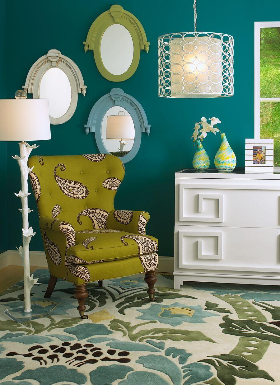 Hollywood Regency Bedroom Design Ideas - Decor Around The ...