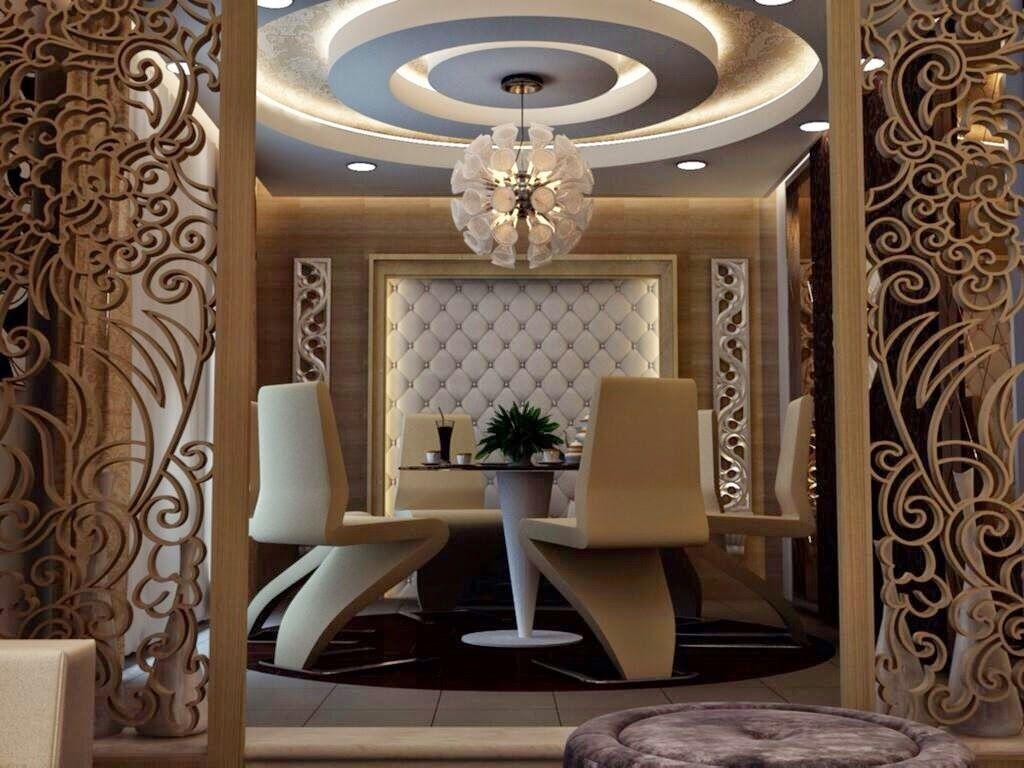 فواصل الديكور الداخلي Ceiling Design Bedroom Interior Design Home Room Design