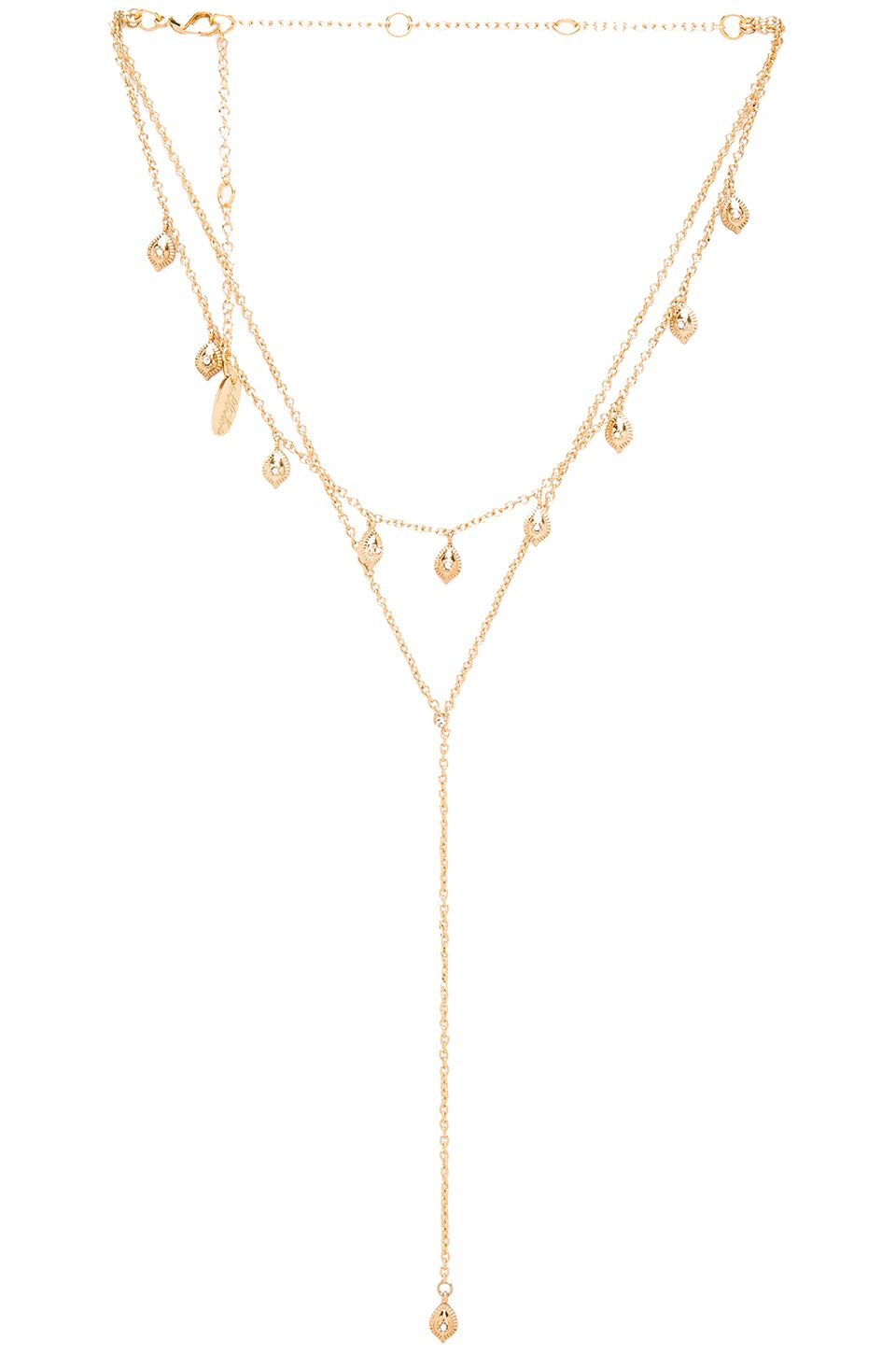 multi row missguided heart jewellery necklaces gold layered accessories double layer necklace chain