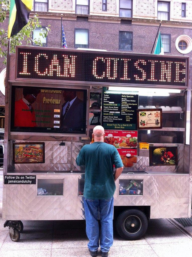 Jamaican dutchy nyc food best street food food truck