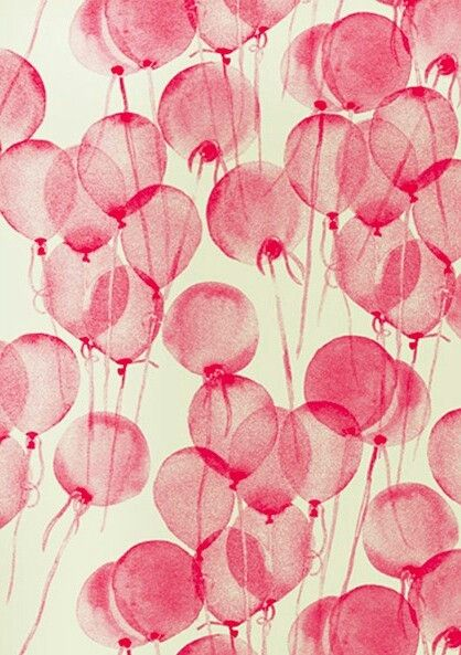 Pink Balloons Wallpaper Phone Background