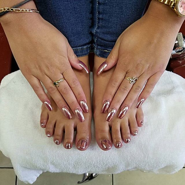 The Luxe Nails | Tammy\'s nail obsession | Pinterest | Nail swag ...