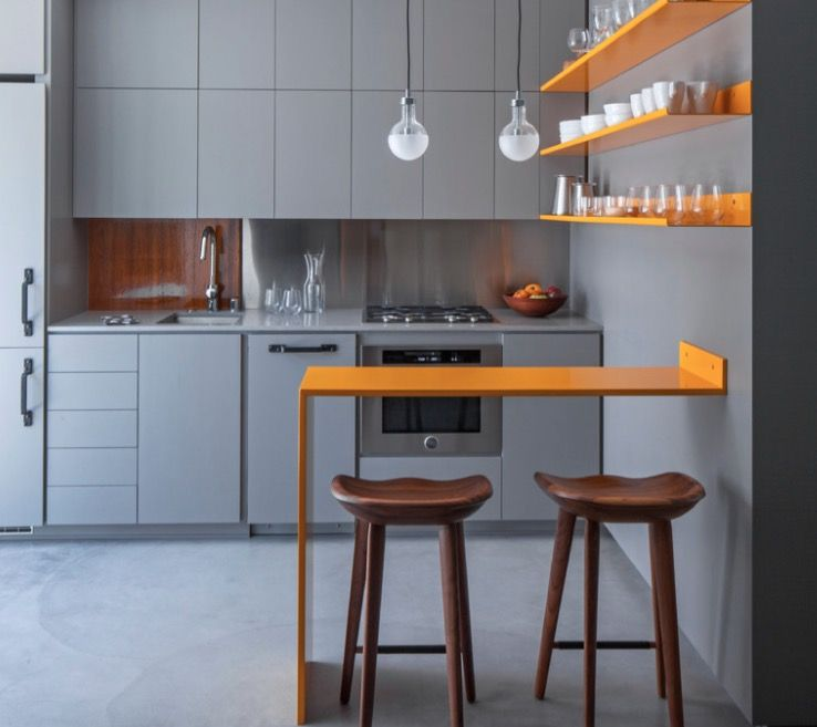 Marvelous Small Kitchen Island Ideas For Every Space And Budget   Http://freshome.